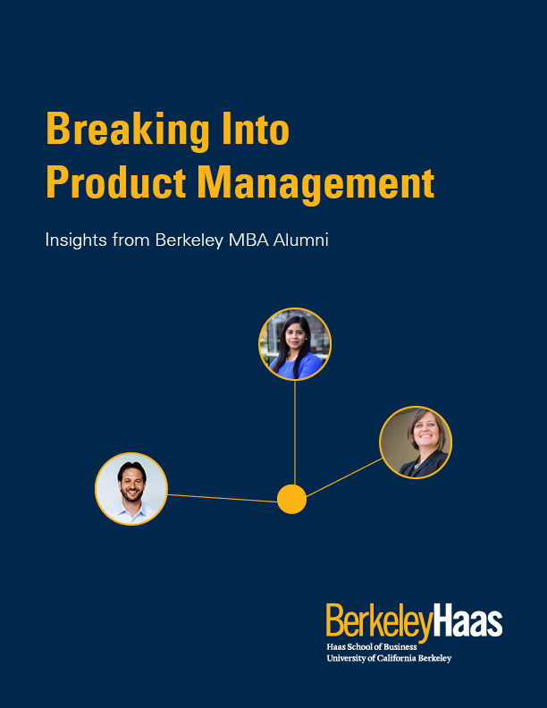 Breaking Into Product Management ebook Cover
